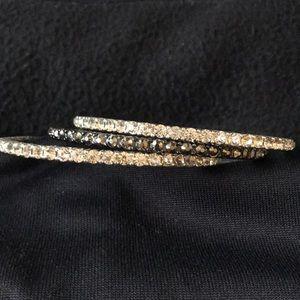 Jewelry - SET OF 3 BANGLE BRACELETS